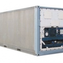 Refrigerated and Insulated Container